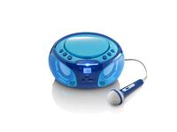 Lenco SCD-650 Blau CD-Radio (Blau)
