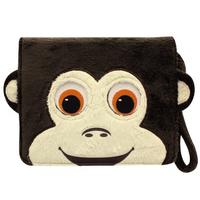 Hama TabZoo Monkey 8Zoll Folio Braun, Weiß (Braun, Weiß)