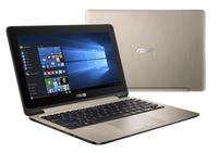 ASUS VivoBook Flip TP201SA-FV0013T 1.6GHz N3060 11.6Zoll 1366 x 768Pixel Touchscreen Gold (Gold)