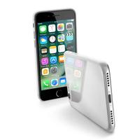 Vivanco 37783 4.7Zoll Abdeckung Transparent Handy-Schutzhülle (Transparent)