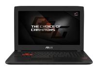ASUS ROG GL502VS-FY043T 2.6GHz I7-6700HQ 15.6Zoll 1920 x 1080Pixel Schwarz Notebook (Schwarz)