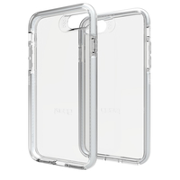 GEAR4 Piccadilly 4.7Zoll Abdeckung Silber (Silber, Transparent)