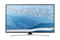 Samsung UE65KU6099U 65Zoll 4K Ultra HD Smart-TV WLAN Schwarz (Schwarz)