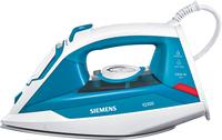 Siemens TB402410 Trocken und Dampf 2400W Titan Blau, Weiß Bügeleisen (Blau, Weiß)