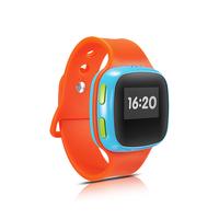 Alcatel Move Time 0.95Zoll OLED 40g Blau (Orange, Blau)