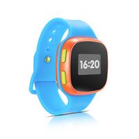 Alcatel Move Time 0.95Zoll OLED 40g Orange (Blau, Orange)