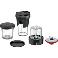 Bosch MUZ9TM1 Mixer-/Küchenmaschinen-Zubehör (Schwarz, Transparent)