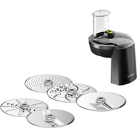 Bosch MUZ9VL1 Mixer-/Küchenmaschinen-Zubehör (Schwarz, Metallisch)