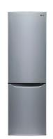 LG GBP20PZCFS Freistehend 250l 93l Edelstahl Kühl- und Gefrierkombination (Edelstahl)