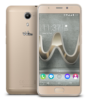 Wiko Ufeel Prime Dual SIM 4G 32GB Gold Smartphone (Gold)
