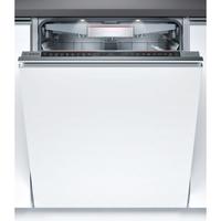 Bosch Serie 8 SMV88TX36E Vollständig integrierbar 13Stellen A++ Edelstahl Spülmaschine (Edelstahl)