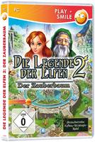 Astragon Die Legende der Elfen 2: Der Zauberbaum, PC Standard PC Deutsch Videospiel