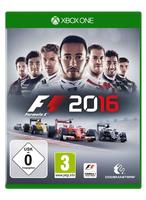 Codemasters F1 2016 (XONE)