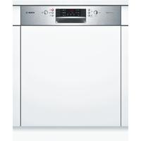 Bosch Serie 4 SMI46IS03E Integrierbar A++ Edelstahl, Weiß Spülmaschine (Edelstahl, Weiß)