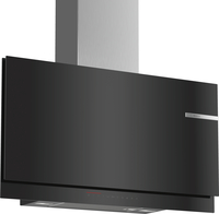 Bosch DWF97KQ60 Wand-montiert 730m³/h A Schwarz Dunstabzugshaube (Schwarz)
