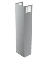 Bosch DWZ0AX5K0 Cooker hood extension tube Bauteil & Zubehör für Dunstabzugshauben (Metallisch)