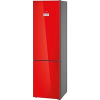 Bosch Serie 8 KGF39SR45 Freistehend 343l A+++ Rot Kühl- und Gefrierkombination (Rot)