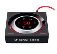 Sennheiser GSX 1000 7.1Kanäle Haus Verkabelt Schwarz, Silber Audioverstärker (Schwarz, Silber)