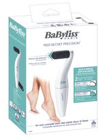 BaByliss H700E Fußpflege-Gerät (Weiß)