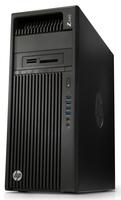 HP Z440 3.5GHz E5-1620V4 Mini Tower Schwarz Arbeitsstation (Schwarz)