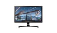 LG 24UD58-B 23.8Zoll 4K Ultra HD IPS Matt LED display (Schwarz)