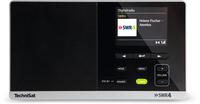 TechniSat DigitRadio 215 SWR4 Edition Persönlich Analog & digital Schwarz Radio (Schwarz)