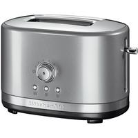 KitchenAid 5KMT2116 2Scheibe(n) 1800W Silber Toaster (Silber)