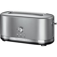 KitchenAid 5KMT4116 2Scheibe(n) 1800W Silber Toaster (Silber)