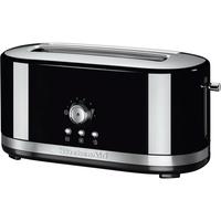KitchenAid 5KMT4116 2Scheibe(n) 1800W Schwarz Toaster (Schwarz)