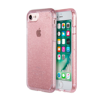Speck Presidio 4.7Zoll Abdeckung Gold,Pink,Transparent (Gold, Pink, Transparent)