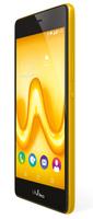 Wiko TOMMY Single SIM 4G 8GB Gelb Smartphone (Gelb)