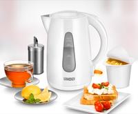 Unold Haushaltsgeräte 1.7l 2200W Weiß Wasserkocher (Weiß)