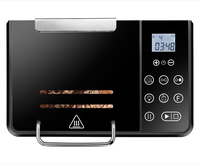 Unold BACKMEISTER Compact Plus 545W Brotbackmaschine (Silber)