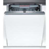 Bosch SMV46KX01E Integrierbar 13Stellen A++ Edelstahl, Weiß Spülmaschine (Edelstahl, Weiß)