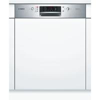Bosch SMI46GS00E Vollständig integrierbar 12Stellen A++ Edelstahl, Weiß Spülmaschine (Edelstahl, Weiß)