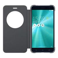 ASUS ZenFone 3 View Flip Cover (ZE520KL) 5.2Zoll Mobile phone flip Schwarz (Schwarz)