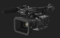 Panasonic HC-X1E Handkamerarekorder MOS Schwarz Camcorder (Schwarz)