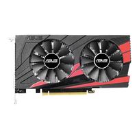 ASUS EX-GTX1050TI-4G GeForce GTX 1050 Ti 4GB GDDR5 (Schwarz, Rot)