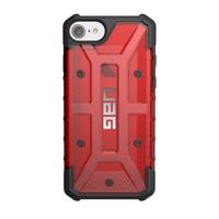 Urban Armor Gear Plasma 4.7Zoll Handy-Abdeckung Schwarz, Rot (Schwarz, Rot)