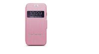 Moshi 99MO072307 Blatt Pink Handy-Schutzhülle (Pink)
