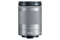 Canon EF-M 18-150mm f/3.5-6.3 IS STM Systemkamera Silber (Silber)