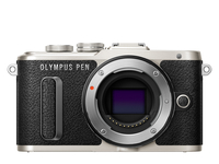 Olympus PEN E-PL8 16.1MP 4/3Zoll Live MOS 4608 x 3456Pixel Schwarz (Schwarz)