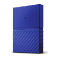 Western Digital My Passport Micro-USB B 3.0 (3.1 Gen 1) 3000GB Blau (Blau)