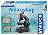 Kosmos 635602 400x Mikroskop (Grau)