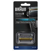 Braun 92B (Schwarz)