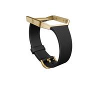 Fitbit FB159ABGBKS Schwarz Fitnessarmband (Schwarz, Gold)