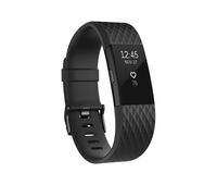 Fitbit Charge 2 (Anthrazit, Schwarz)