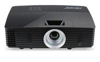 Acer P1285 Desktop-Projektor 3300ANSI Lumen DLP XGA (1024x768) Schwarz Beamer (Schwarz)