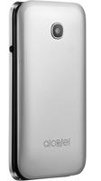 Alcatel 20.51D 2.4Zoll Silber Funktionstelefon (Silber)