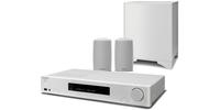 ONKYO LS5200B 2.1Kanäle 170W Weiß Heimkino-System (Weiß)
